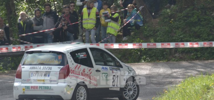 Spettacolare Rally delle Prealpi Orobiche – foto e classifica