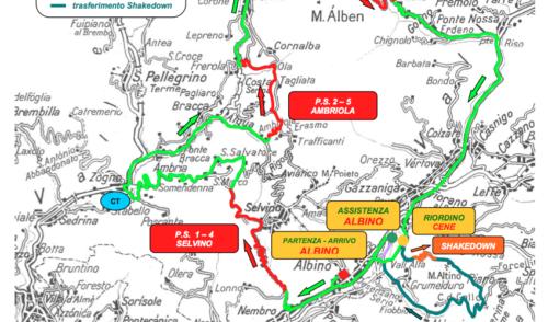 Al via il Rally delle Prealpi Orobiche – percorso e strade chiuse