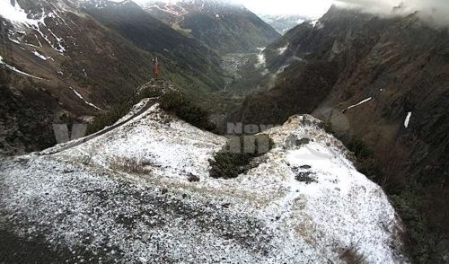 "25 aprile da ""brividi"", torna la neve sulle Orobie"