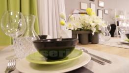 La rubrica di Terry – Come preparare la tavola di primavera – video