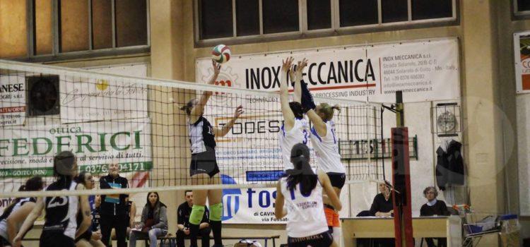 Valle Volley: questa sera la salvezza passa da Brescia