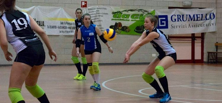 Valle Volley impegnata questa sera a Civitade con il coltello tra i denti