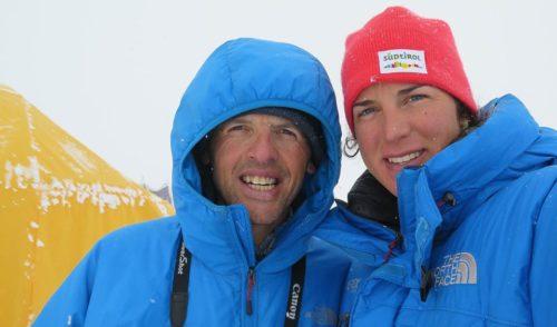 Simone Moro e Tamara Lunger: finisce qui