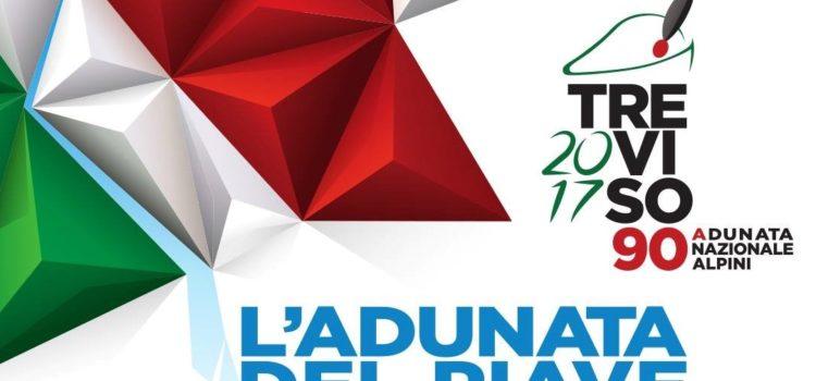 Attese oltre 5mila penne bergamasche alla 90esima Adunata Nazionale degli Alpini a Treviso