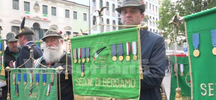 6mila gli alpini bergamaschi presenti all'Adunata Nazionale di Treviso – Video