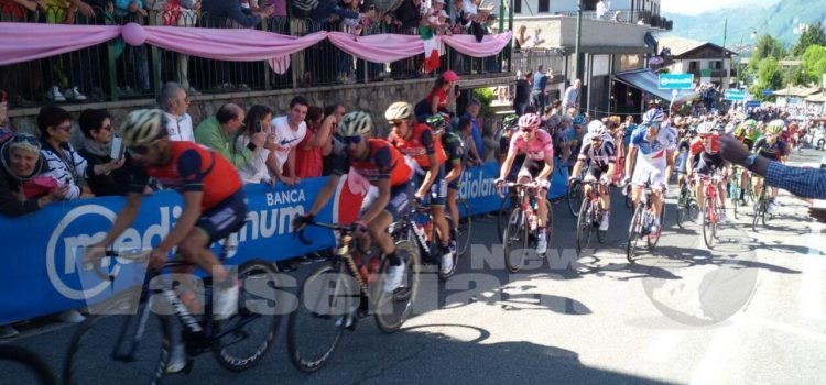 Giro d'Italia 2019: la 16esima tappa transiterà al Passo della Presolana