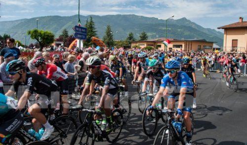 La provincia di Bergamo si prepara al Giro d'Italia