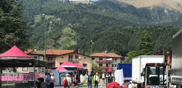 Il Giro d'Italia è a Rovetta – informazioni su viabilità e percorso