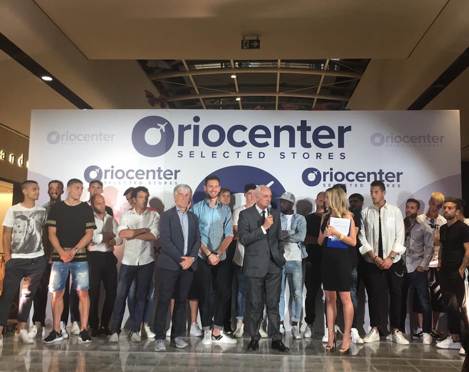 Inaugurato il nuovo Orio Center, segui la diretta streaming