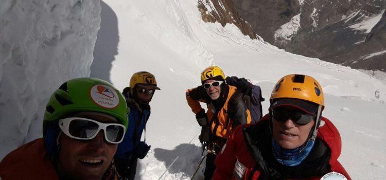 Alpinismo, è italiana la prima coppia ad aver scalato tutti gli Ottomila