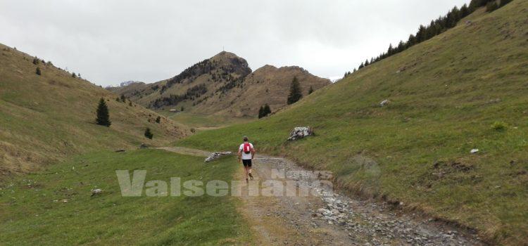450 gli atleti al via alla prima edizione del Trail degli Altipiani