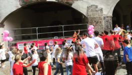 FIT by G – Sport all'aria aperta con la musica, nei bambini scoppia la gioia