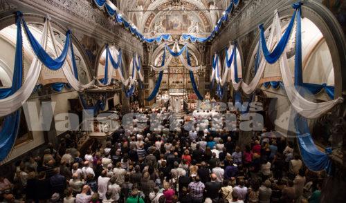 Ardesio in festa per il 410° anniversario dell'apparizione della Madonna delle Grazie