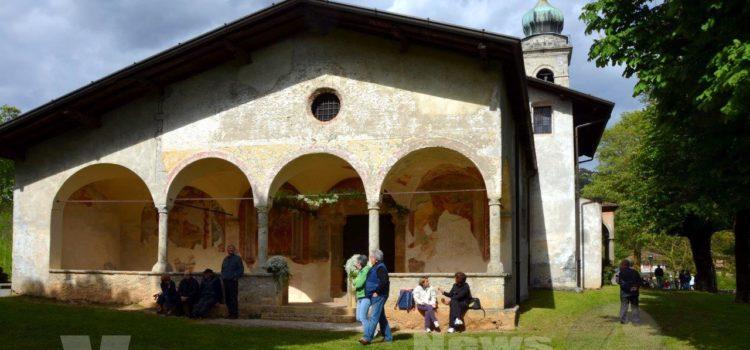 A Casnigo cibo e musica per il tetto della Ss.Trinità