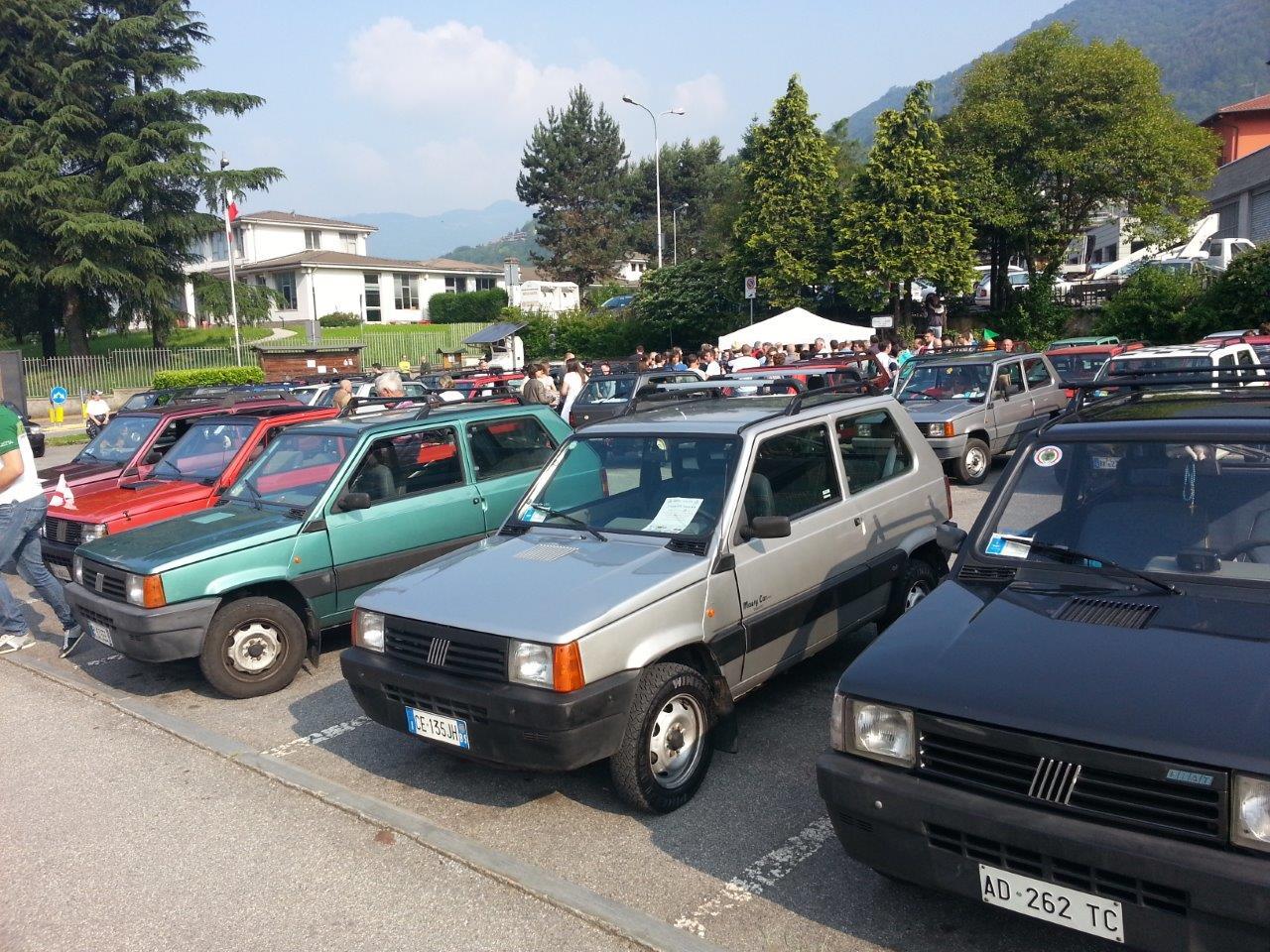 Panda 4x4, fra Val Gandino e Val del Riso scatta il Raduno ...