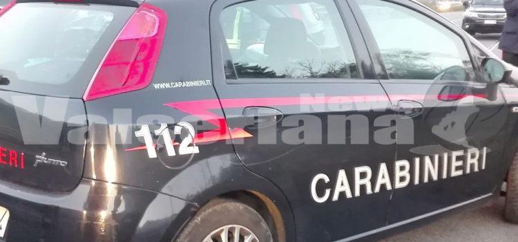 Aggredisce i Carabinieri, 36enne di Cazzano in manette