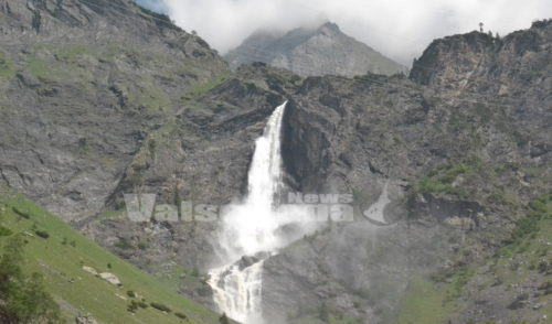 Valbondione: domenica 16 giugno la prima apertura delle Cascate del Serio