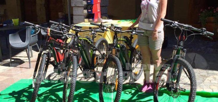 E-bike a noleggio: estate in Val di Scalve con mountain bike elettriche