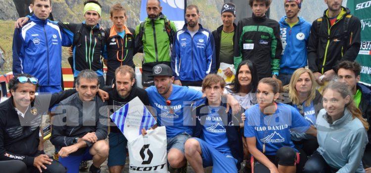 Avvincente Orobie Vertical: 200 in gara in ricordo di Danilo Fiorina