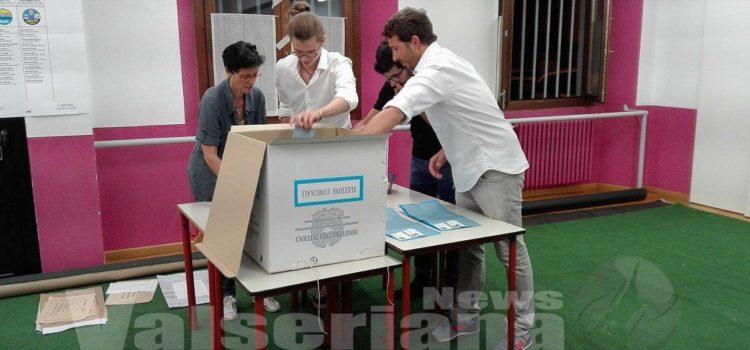 Elezioni 2017 a Nembro e Gandino: chiusi i seggi comincia lo spoglio