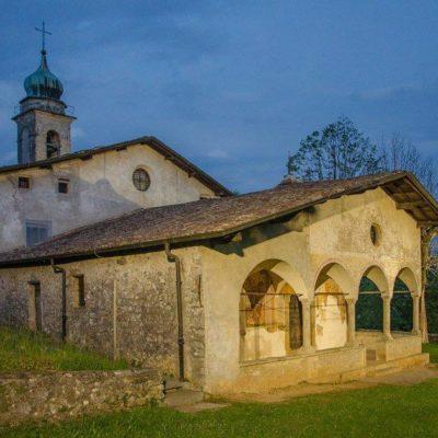 Casnigo, un progetto per il restauro del tetto della Santissima Trinità