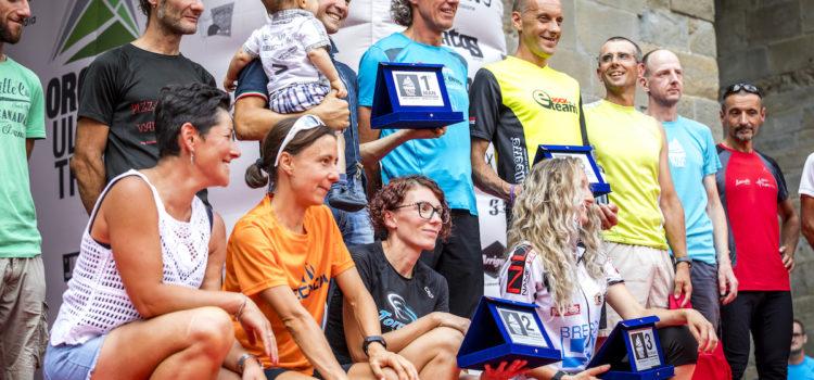 3 gare in un unico evento: le classifiche dell'Orobie Ultra Trail, Gran Trail Orobie e Bergamo Urban Trail
