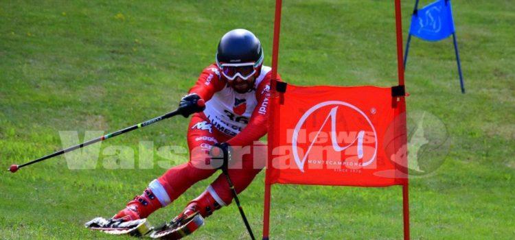 Sci d'erba, con Lorenzo Gritti il Gav Vertova brinda in Coppa del Mondo