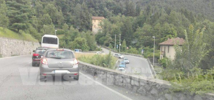 Lavori di messa in sicurezza della sede stradale: curve della Selva chiuse per 4 giorni