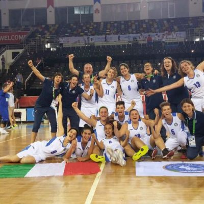 Olimpiadi sordi in Turchia, Sara Canali in semifinale con la nazionale di basket