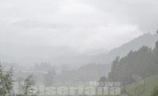 Meteo: fine settimana ancora instabile, rovesci e temporali sempre presenti