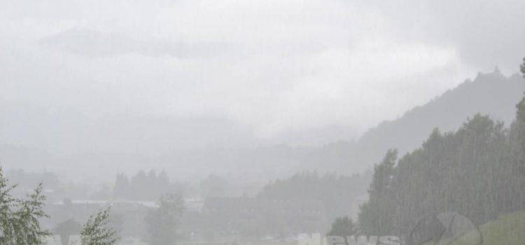 Meteo – Tornano un po' di piogge