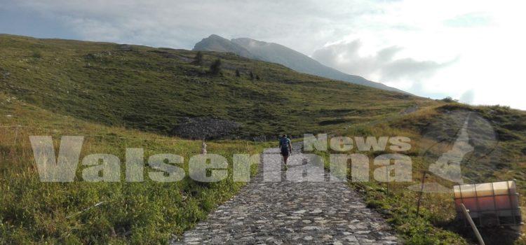 Trekking sotto le stelle al Monte Arera