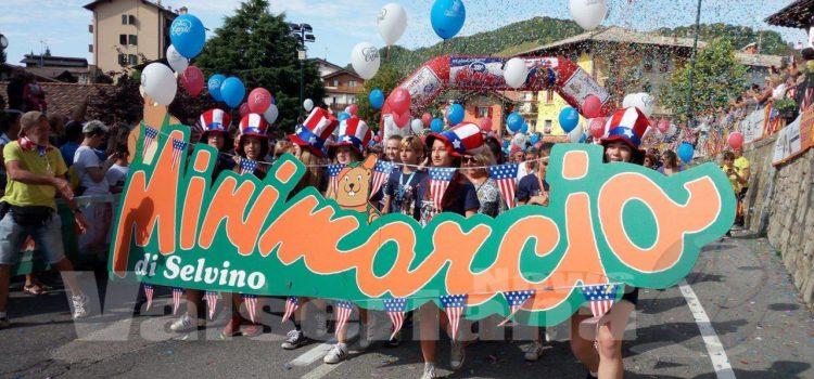 Domenica 21 luglio a Clusone la Minimarcia Nerazzurra con Berto il Castoro