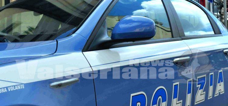 600 grammi di marijuana nascosti nell'auto, 23enne di Onore arrestato dalla Polizia Stradale