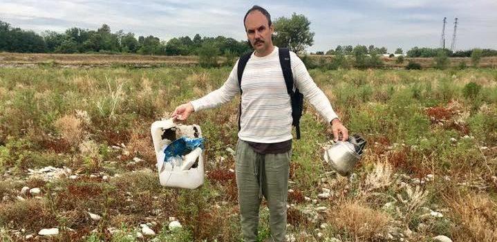 Si pulisce il fiume: oggi prima raccolta collettiva sul Serio