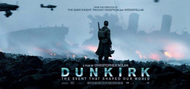 Silenzio in sala – Dunkirk