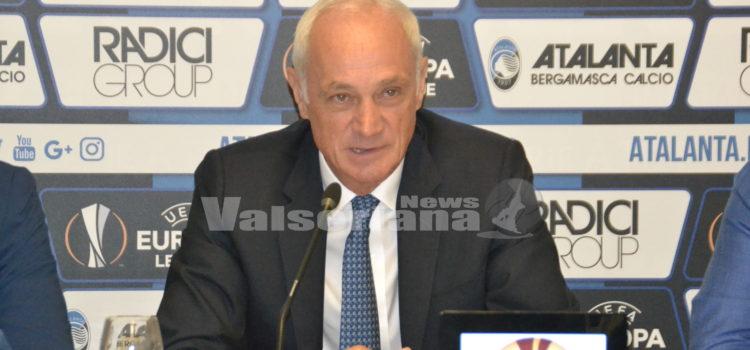 Antonio Percassi sarà cittadino onorario di Clusone