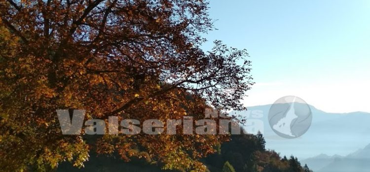 Meteo – Col weekend arriva l'autunno