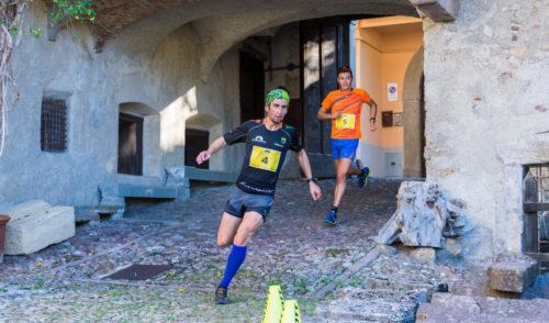 """Matteo Bossetti e Fabiana Rapezzi firmano il """"Sei Comuni Presolana Trail"""" – foto"""