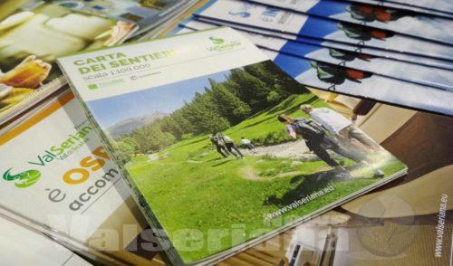 Val Seriana, una nuova carta dei sentieri con 40 percorsi – video