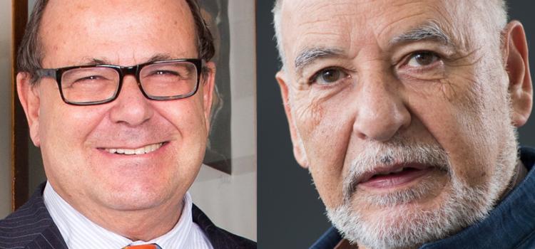 Immigrazione e sociologia con gli scrittori Tahar Ben Jelloun e Enrico Finzi a Nembro e Parre