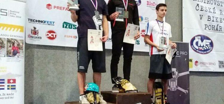 Marco, da Ardesio in Repubblica Ceca campione europeo di Bike Trial