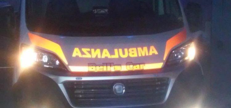 Incidente auto – moto ad Alzano, in ospedale due 16enni