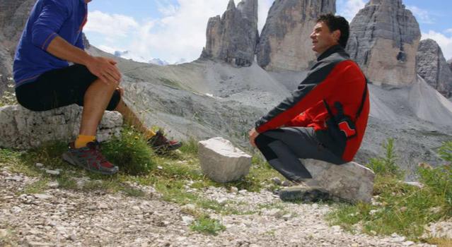 """""""La Grande Traversata delle Alpi"""" di Ghilardi e Ardenghi raccontata a Pradalunga"""