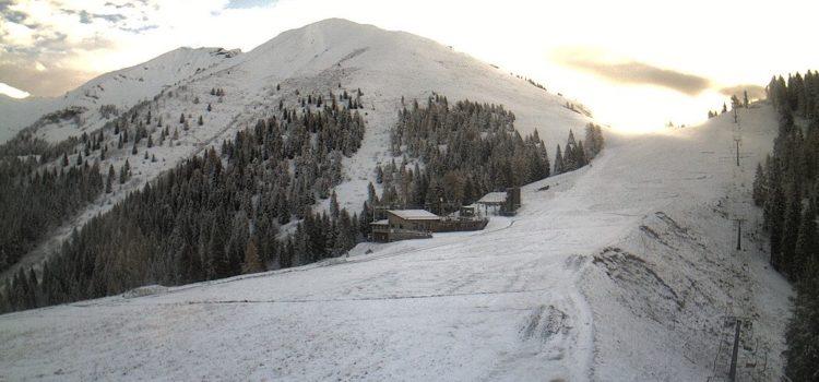 Meteo – Neve a 1600 metri, continua il tempo instabile