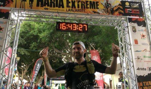 Zanchi terzo al trail a Lanzarote chiude in bellezza la stagione