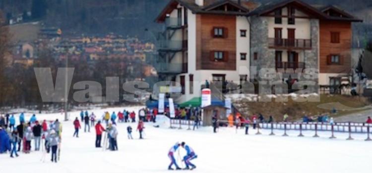 Valbondione: tre giorni con gli Winter Games targati Fisi