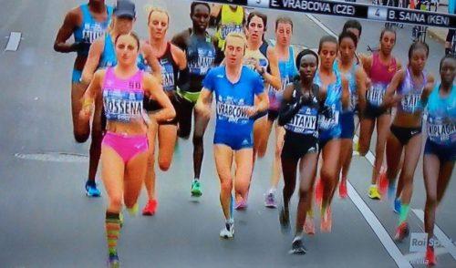 Maratona di New York, straordinaria Sara Dossena: 6° posto sotto le 2 ore e 30