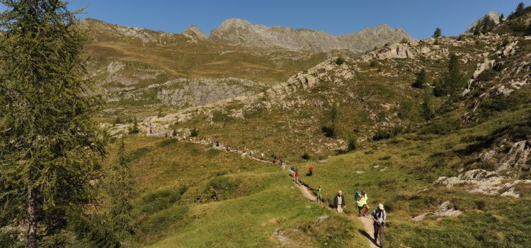 Dal Parco delle Orobie 45 mila euro per i sentieri bergamaschi