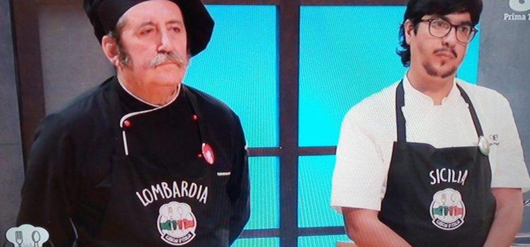 """A """"Cuochi d'Italia"""" la Lombardia batte la Sicilia con i casoncelli di Walter"""